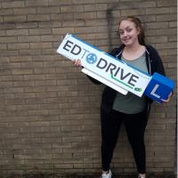 Autorijschool Ed To Drive - Myrthe geslaagd.png